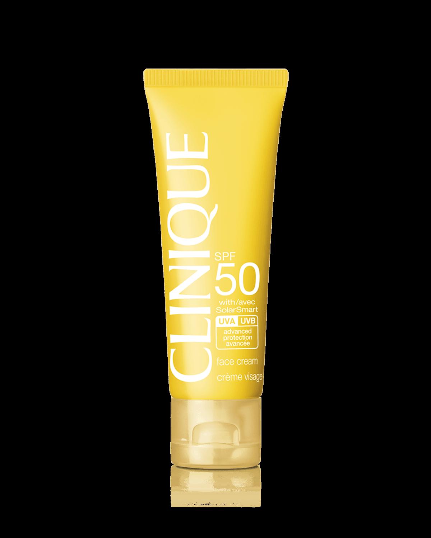 Clinique Sun SPF 50 Sunscreen Face Creamקרם הגנה לפנים